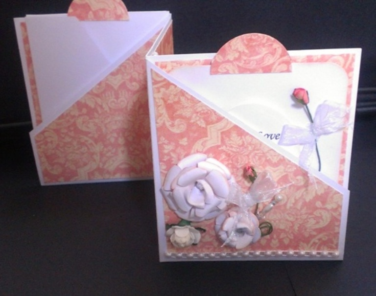 Wedding Card and Gift Envelope Felicia Thomas Home