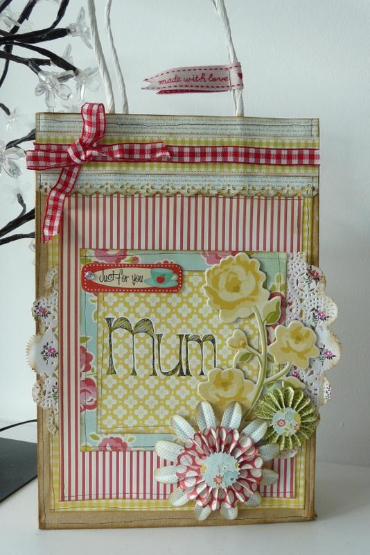 Mother s day gift bag karen mathews home