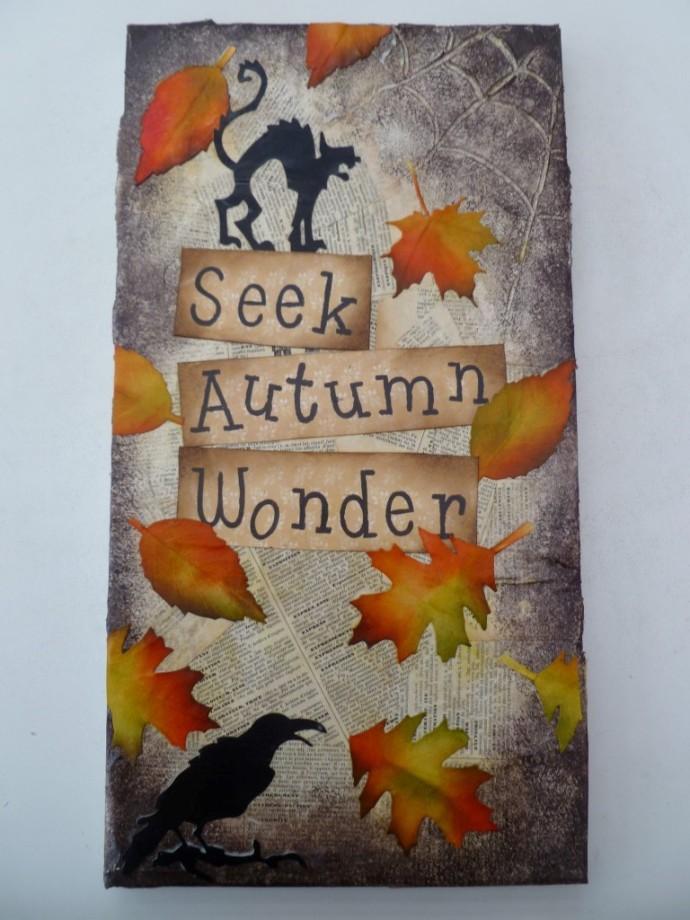 Autumn Glory Canvas M (13) (Medium)
